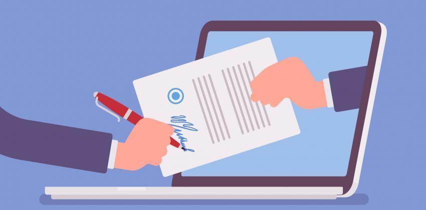 Dal 1° Luglio 2015 obbligatoria la sottoscrizione degli atti del processo amministrativo con Firma Digitale
