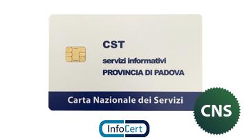Smart Card CNS InfoCert