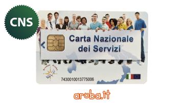 Smart Card CNS Aruba