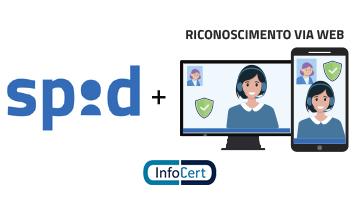 SPID InfoCert con Video Riconoscimento
